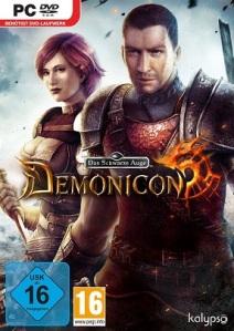 Cover zu DSA: Demonicon